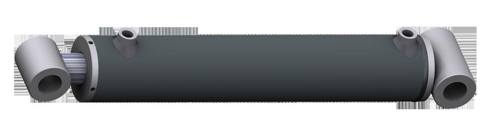cilindri oleodinamici standard