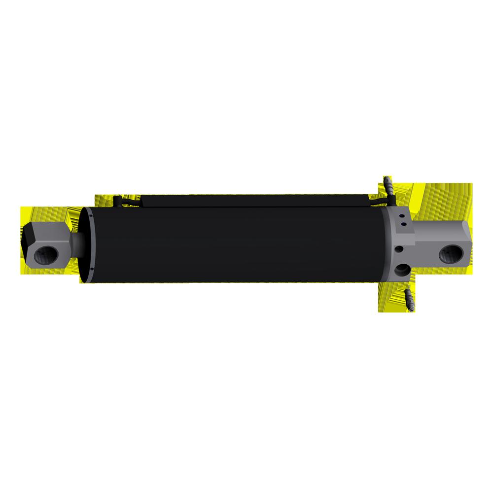 cilindri oleodinamici speciali con valvola di bilanciamento